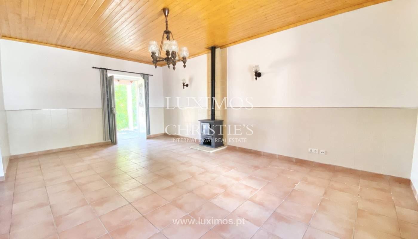 Moradia Terrea V3, com quintal, para venda, Loulé, Algarve_152217