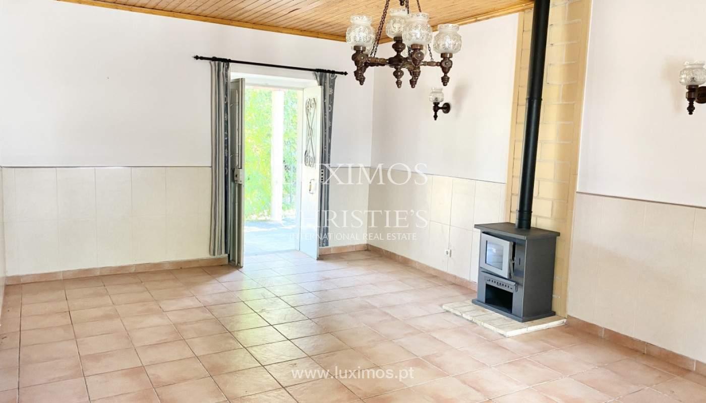 Moradia Terrea V3, com quintal, para venda, Loulé, Algarve_152218