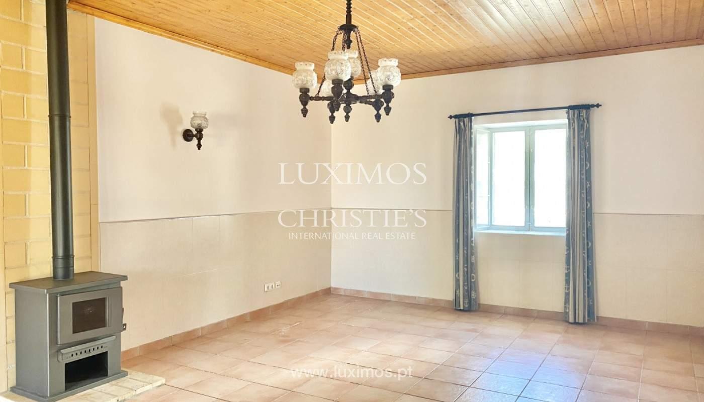 Moradia Terrea V3, com quintal, para venda, Loulé, Algarve_152219