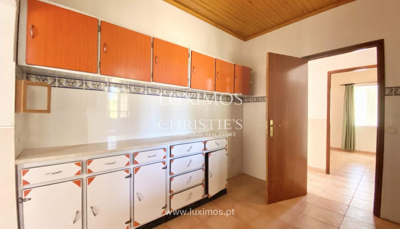 Moradia Terrea V3, com quintal, para venda, Loulé, Algarve_152221