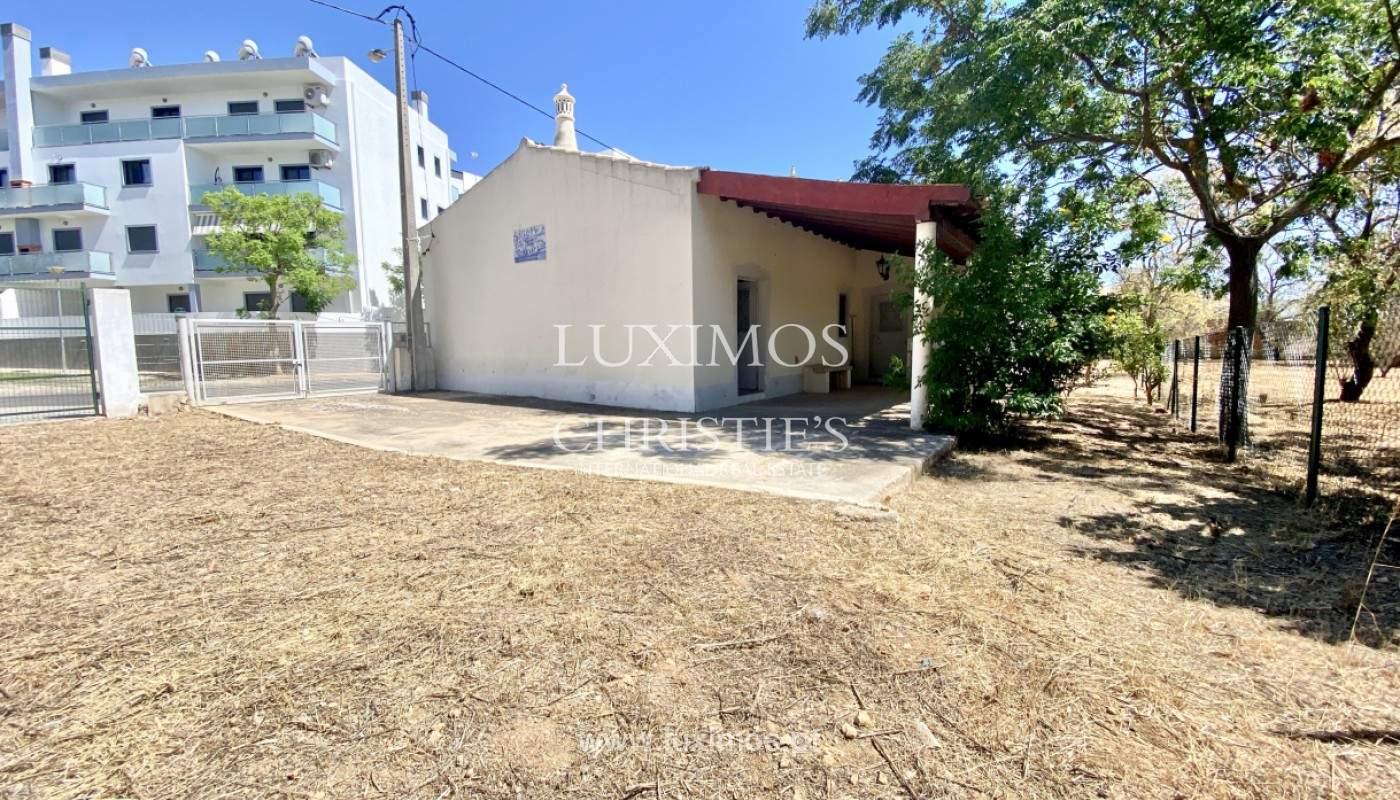 Moradia Terrea V3, com quintal, para venda, Loulé, Algarve_152222