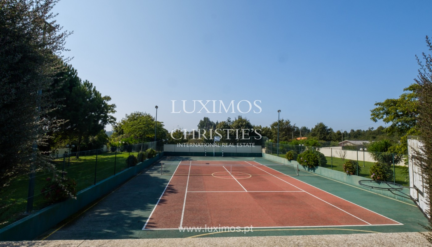 Villa de luxe avec jardin, à vendre, à Maia, Porto, Portugal_152246