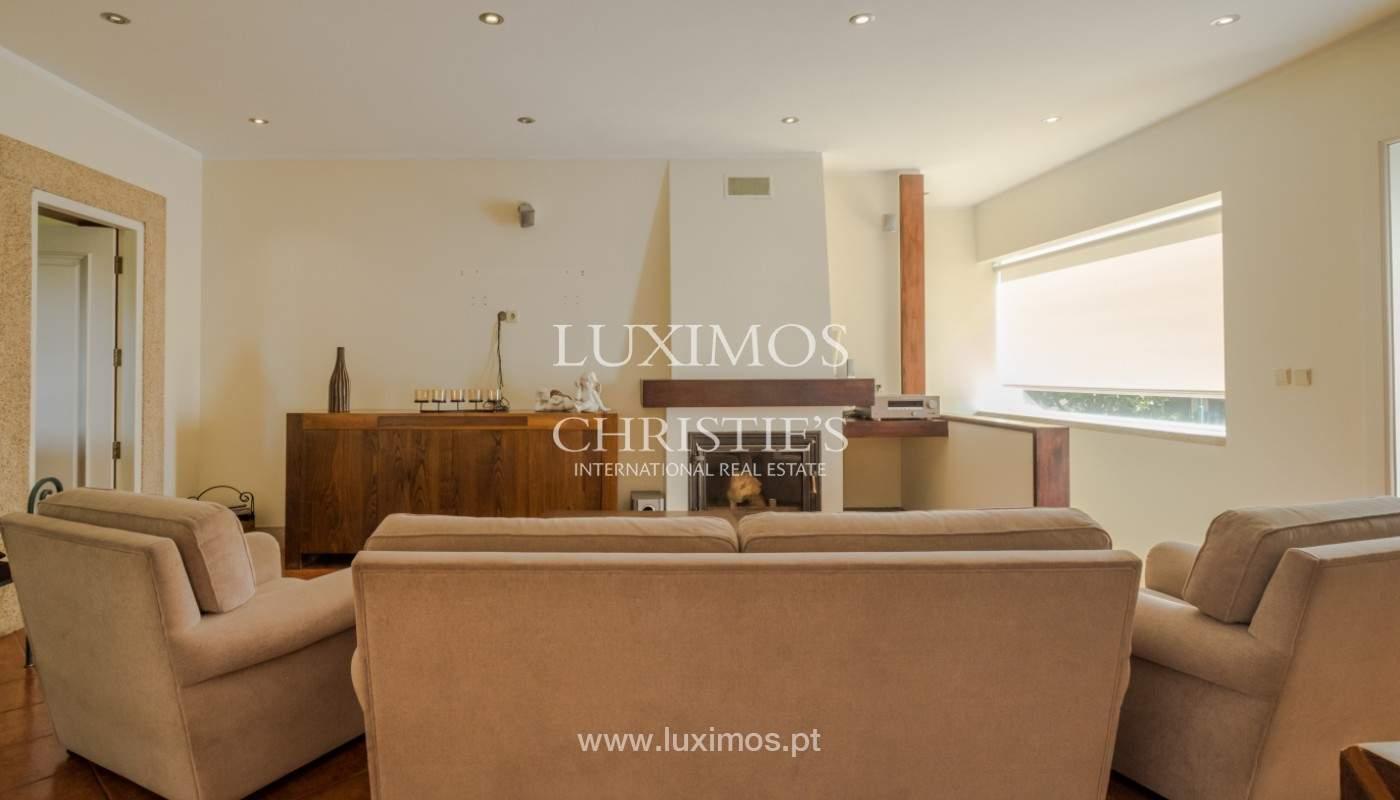 Villa de luxe avec jardin, à vendre, à Maia, Porto, Portugal_152265