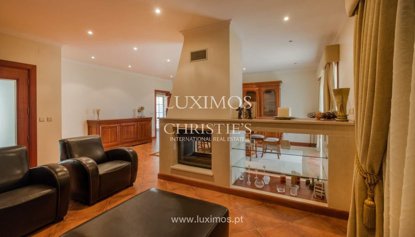 Villa de luxe avec jardin, à vendre, à Maia, Porto, Portugal_152271
