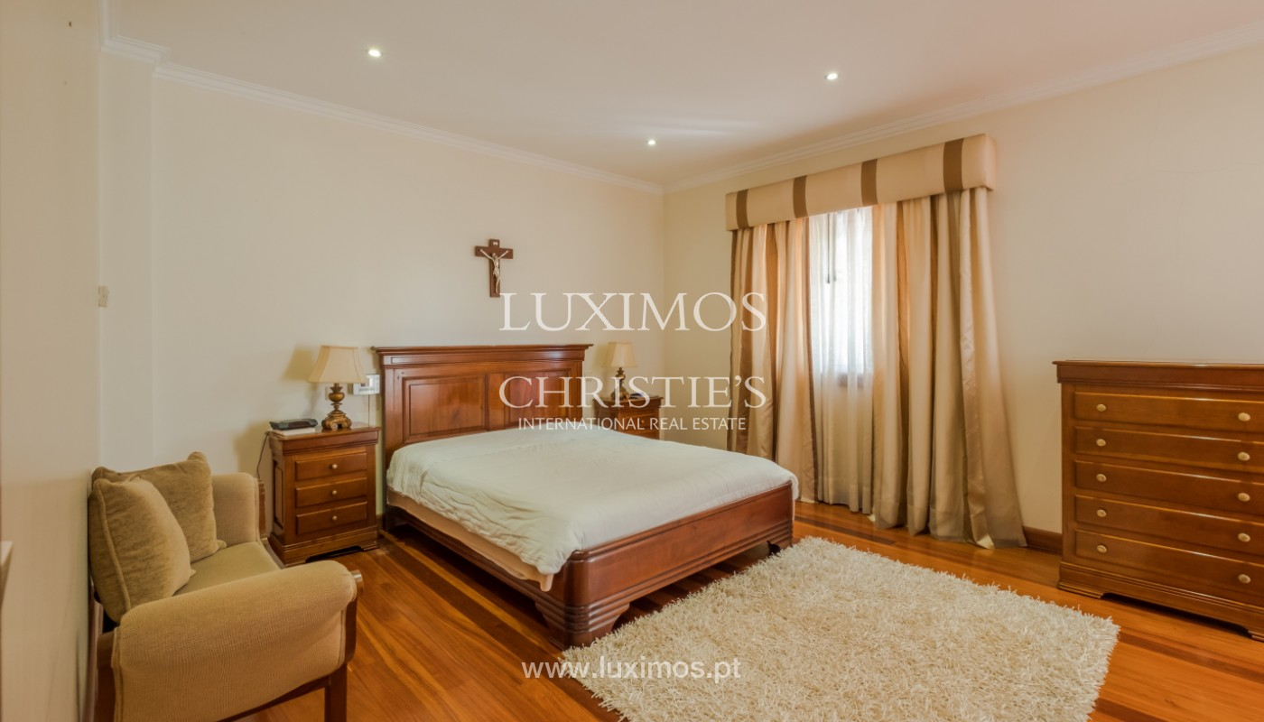 Villa de luxe avec jardin, à vendre, à Maia, Porto, Portugal_152287
