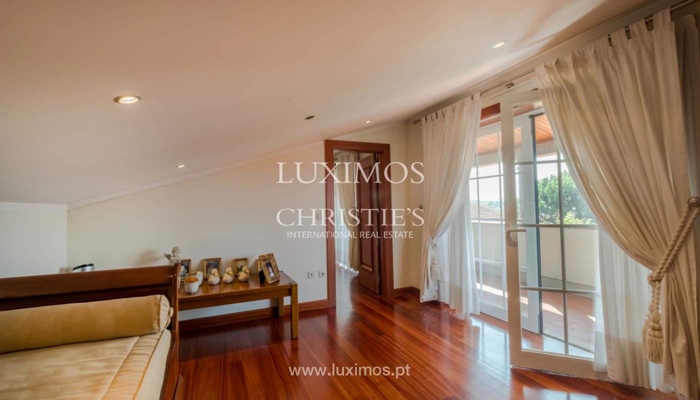 Villa de luxe avec jardin, à vendre, à Maia, Porto, Portugal_152298