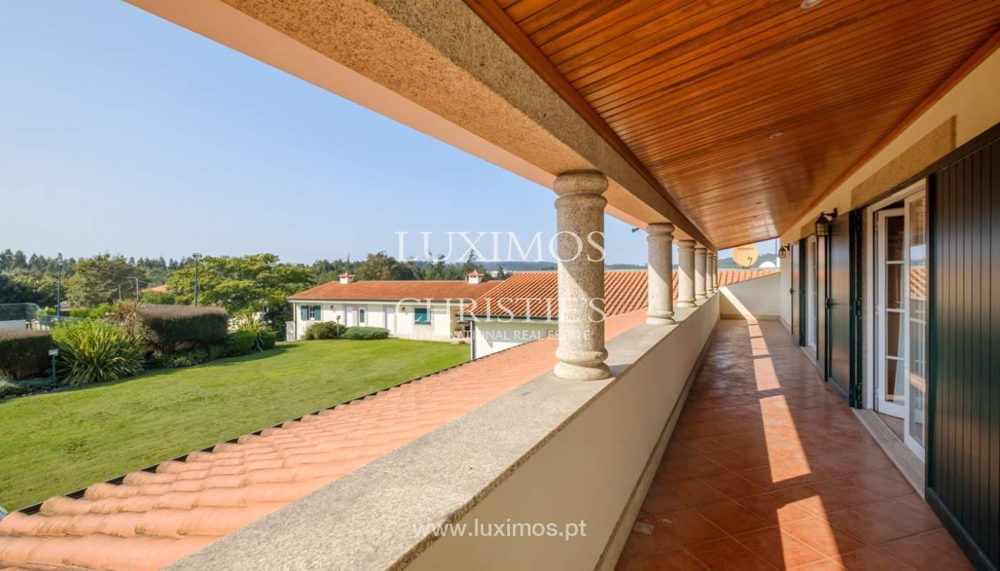 Villa de luxe avec jardin, à vendre, à Maia, Porto, Portugal_152302