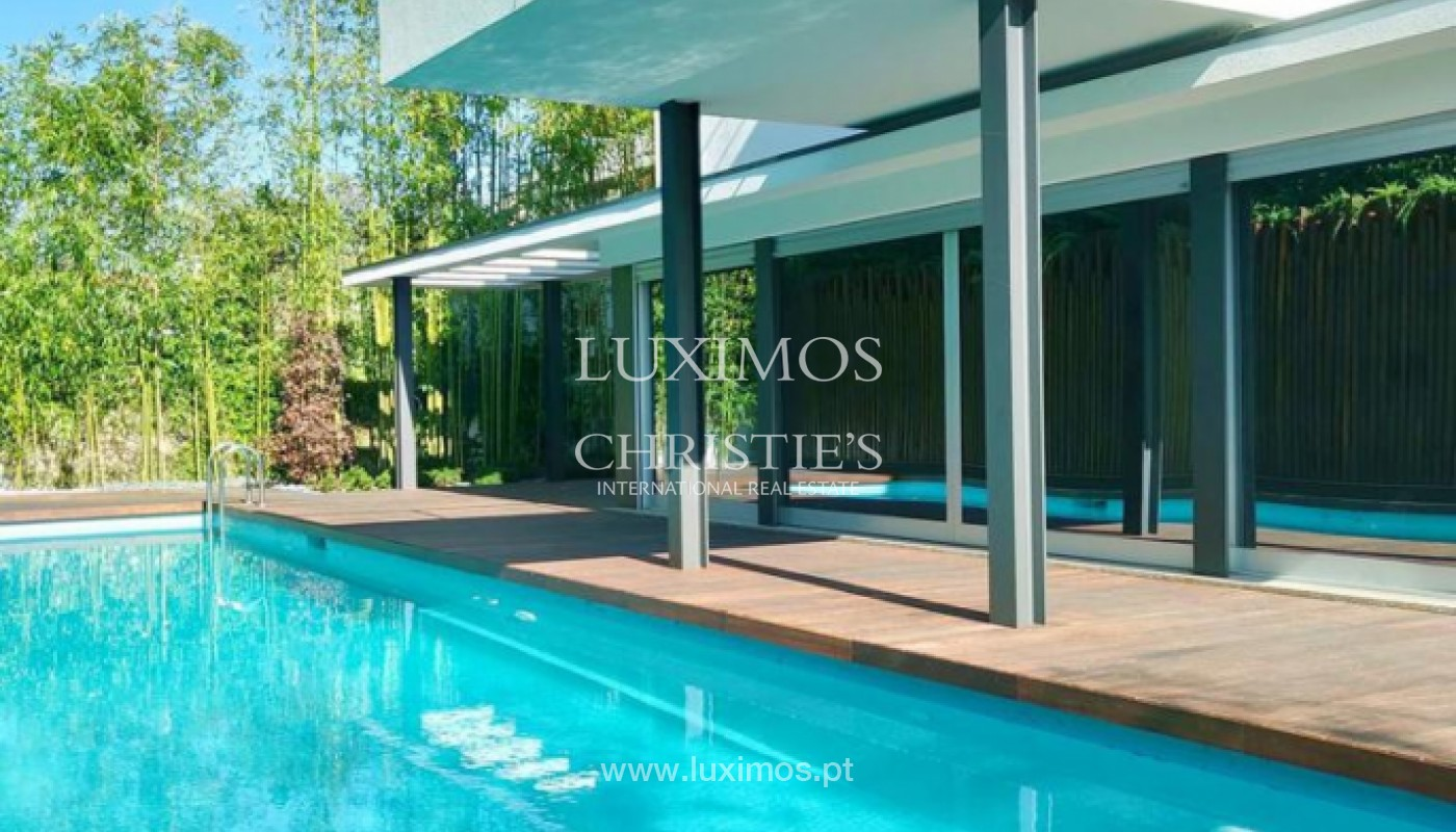 Contemporary luxury villa, for sale, in Foz do Douro, Porto, Portugal_152425