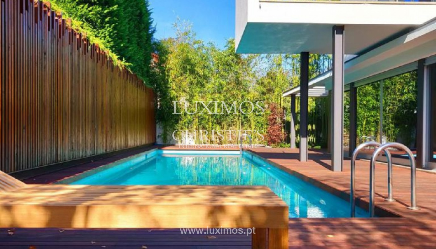 Contemporary luxury villa, for sale, in Foz do Douro, Porto, Portugal_152426