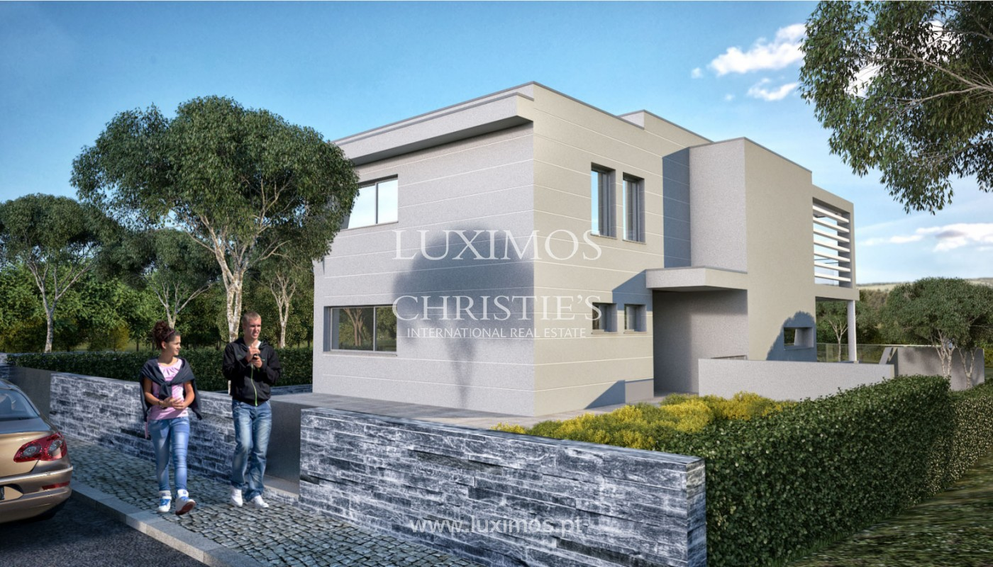Villa with 3 Bedrooms, under construction, Almancil, Algarve_152447