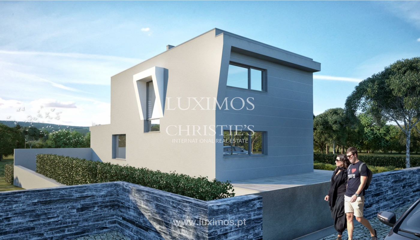 Villa with 3 Bedrooms, under construction, Almancil, Algarve_152448