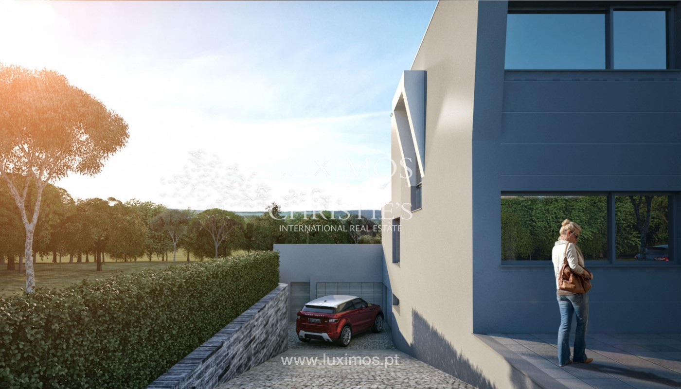 Villa with 3 Bedrooms, under construction, Almancil, Algarve_152449