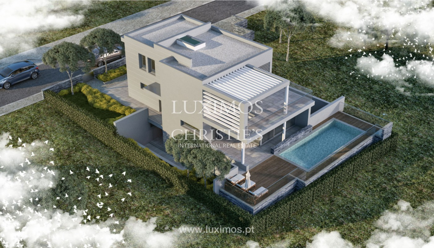 Villa with 3 Bedrooms, under construction, Almancil, Algarve_152450