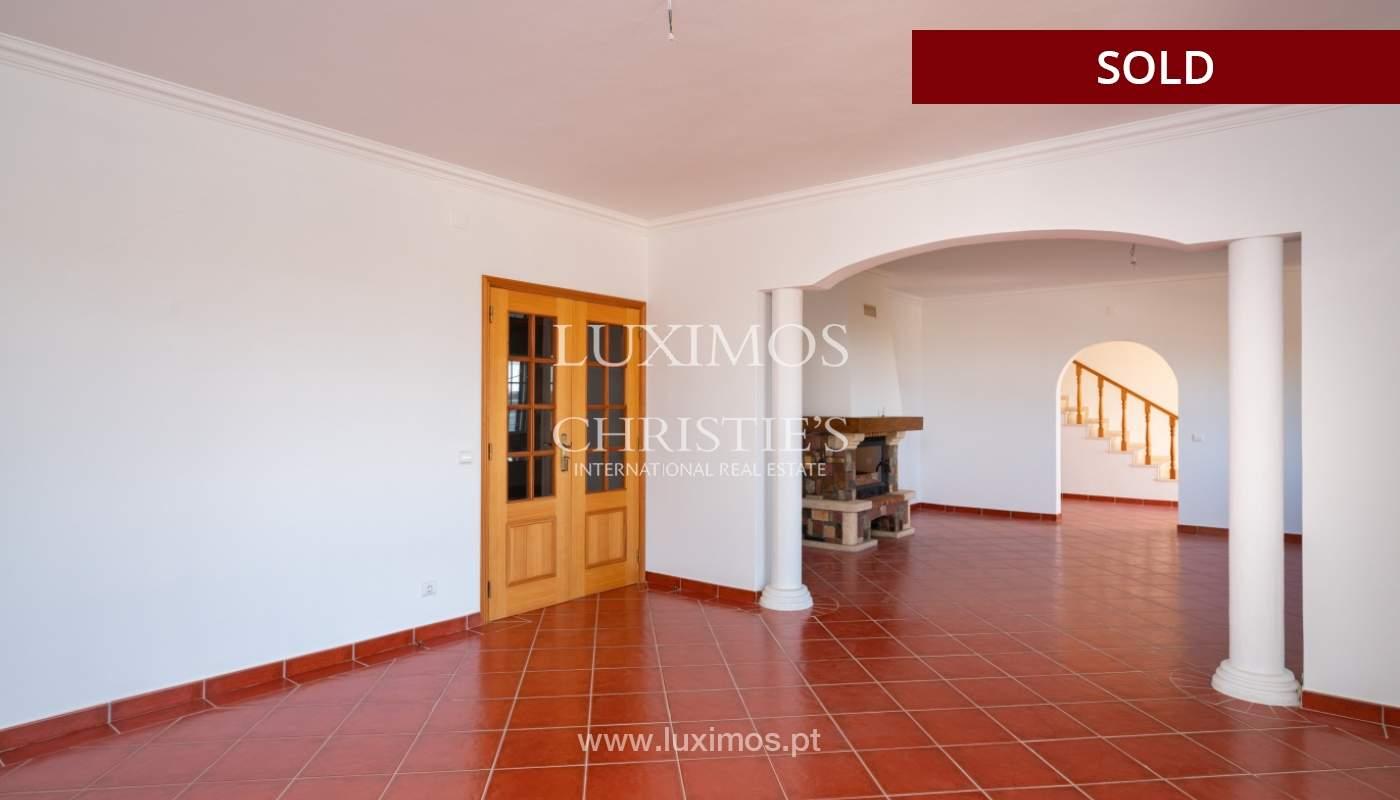 Villa de 4 dormitorios, con piscina y vista al mar, Boliqueime, Algarve_152461