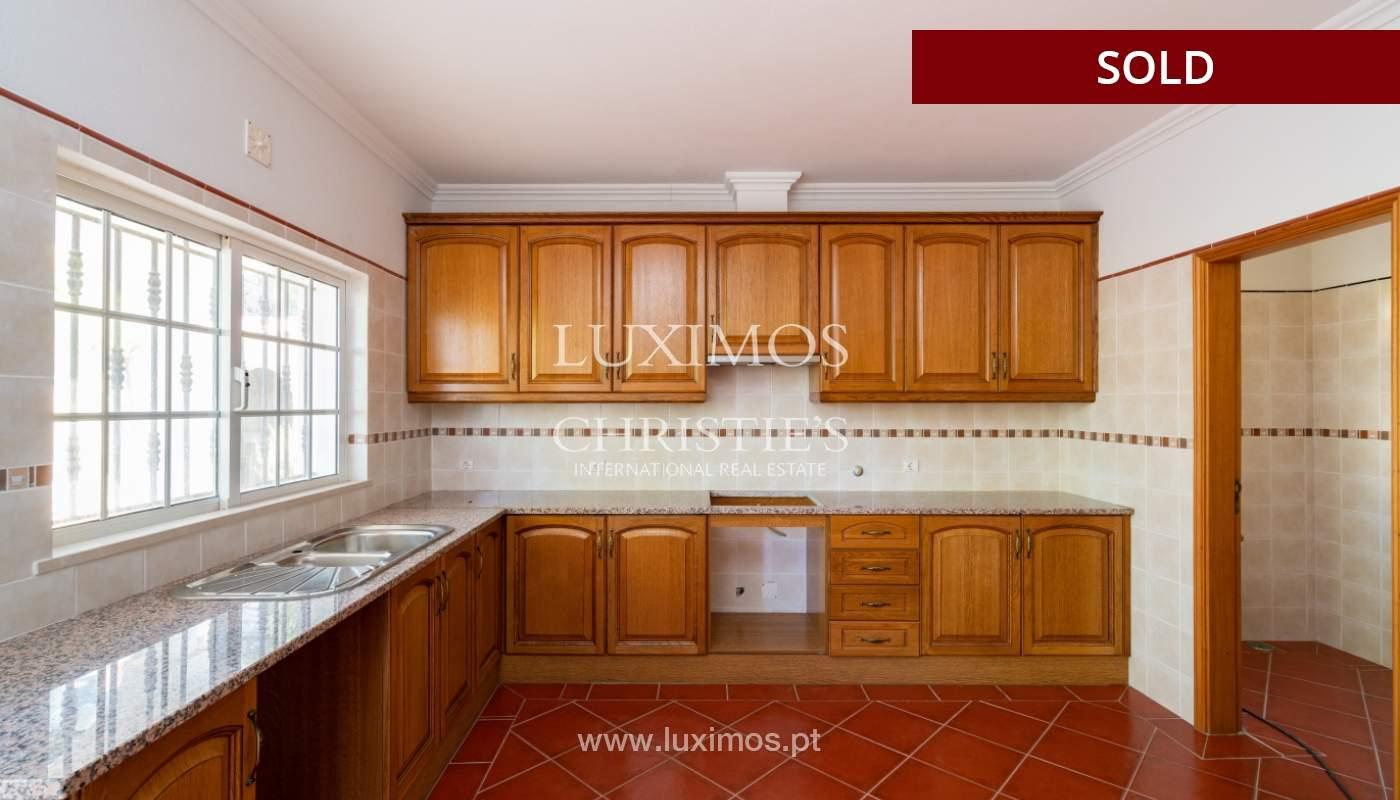 Villa de 4 dormitorios, con piscina y vista al mar, Boliqueime, Algarve_152476
