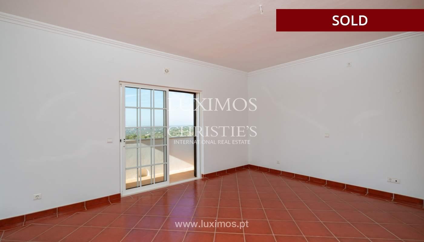 Villa de 4 dormitorios, con piscina y vista al mar, Boliqueime, Algarve_152477