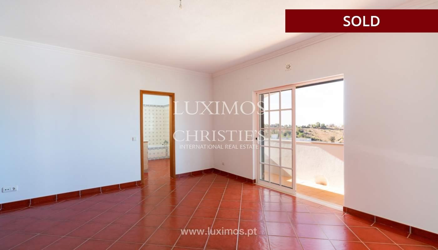 Villa de 4 dormitorios, con piscina y vista al mar, Boliqueime, Algarve_152478