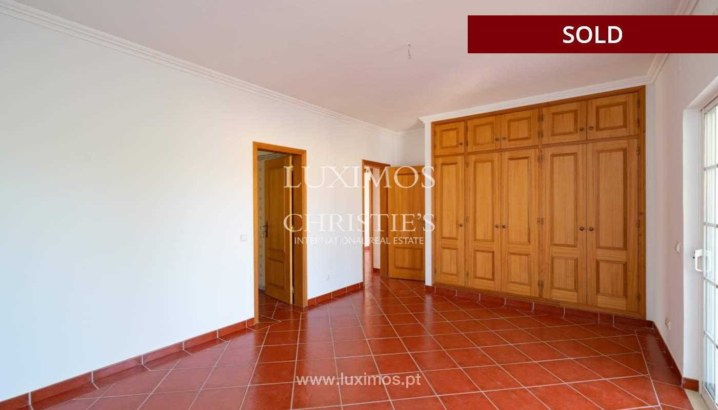 Villa de 4 dormitorios, con piscina y vista al mar, Boliqueime, Algarve_152484