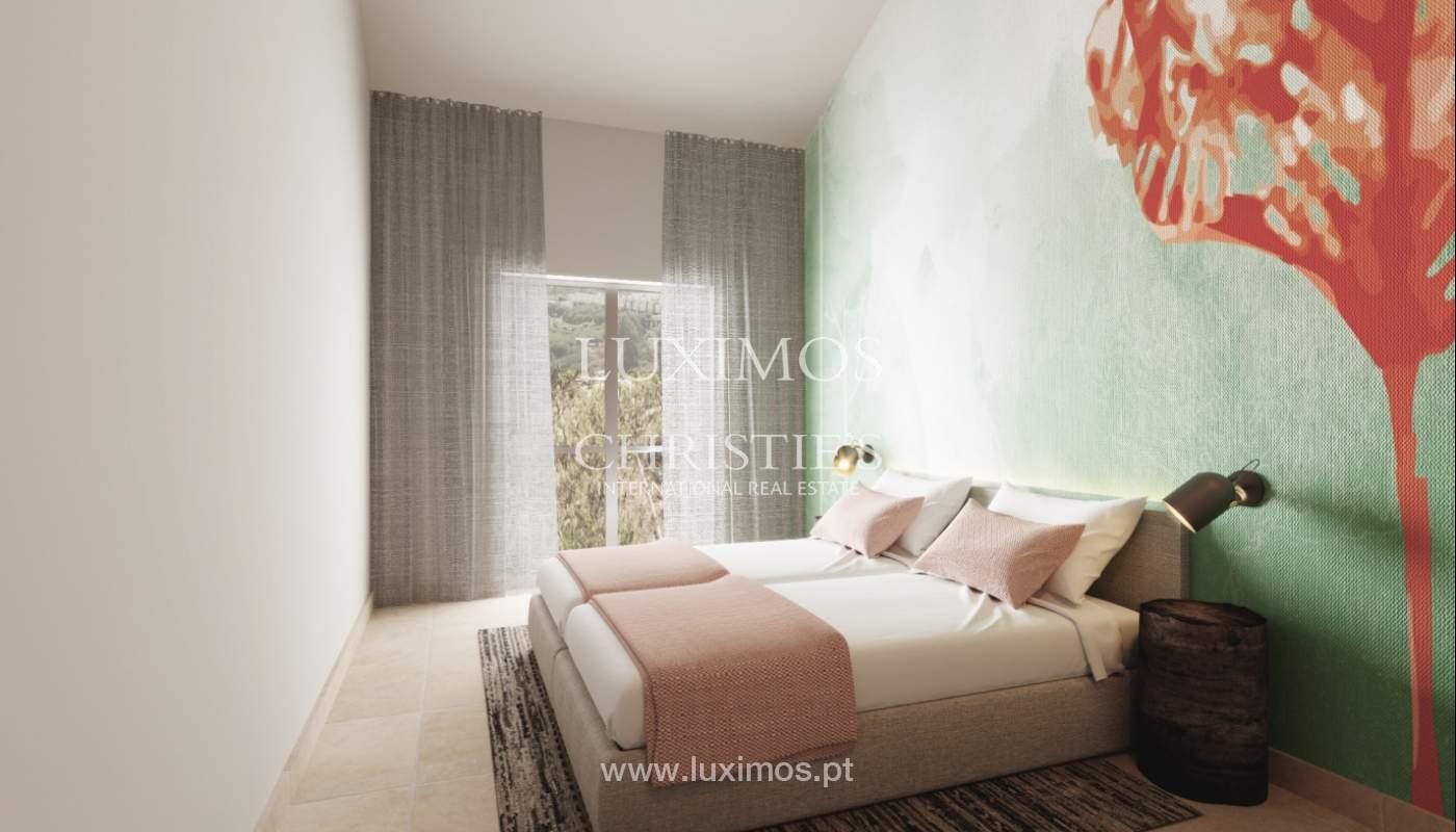 Villa de 3 chambres, dans une résidence privéeé de luxe, Carvoeiro, Algarve_152514