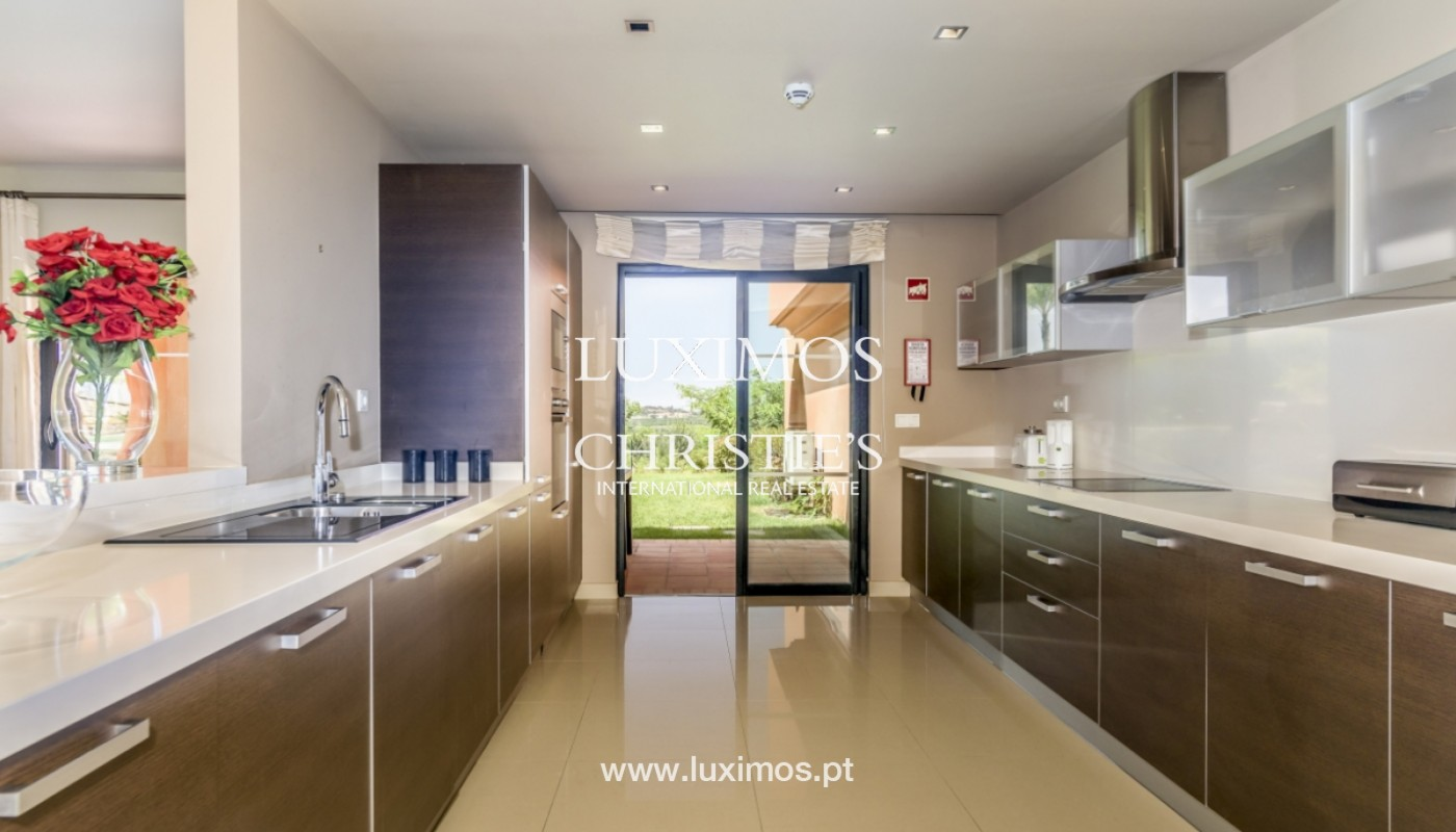 Venda de apartamento contemporâneo em Resort de Golfe exclusivo, Algarve_152580