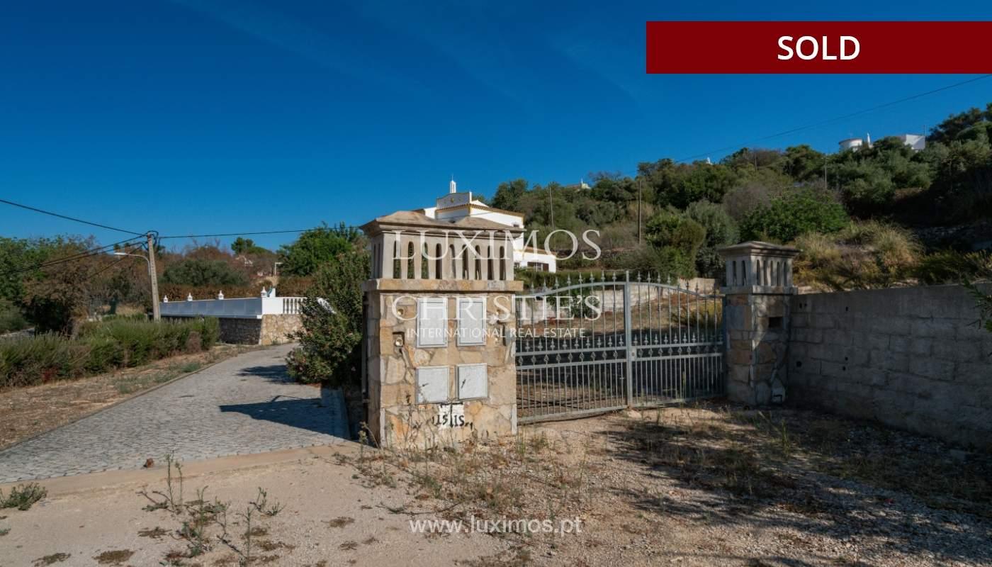 Terreno com possibilidade de construção, para venda, Boliqueime, Algarve_152720