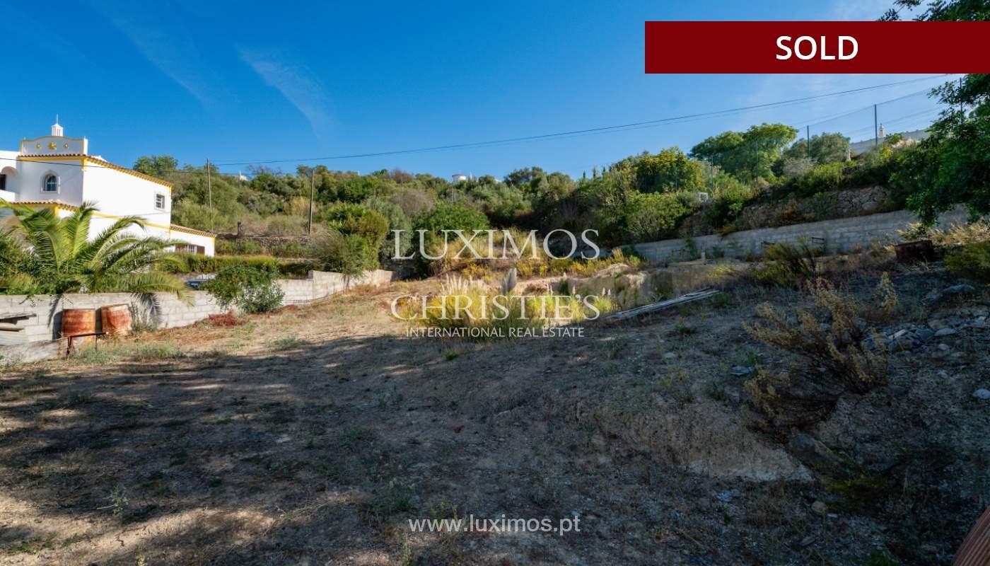 Terreno com possibilidade de construção, para venda, Boliqueime, Algarve_152721