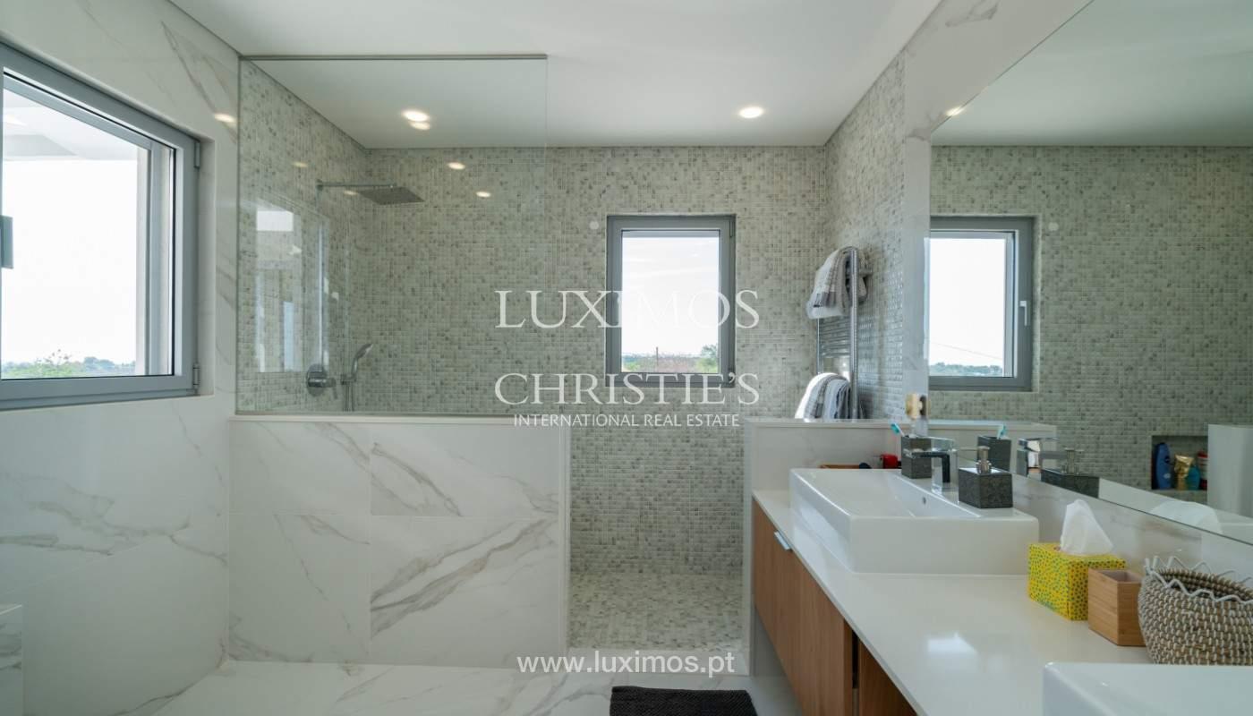 Luxueuse villa neuve de 4 chambres, à vendre, Olhão, Algarve_152789