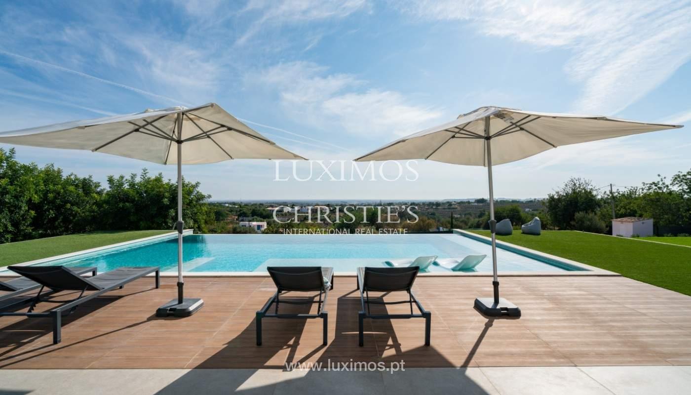 Luxueuse villa neuve de 4 chambres, à vendre, Olhão, Algarve_152791