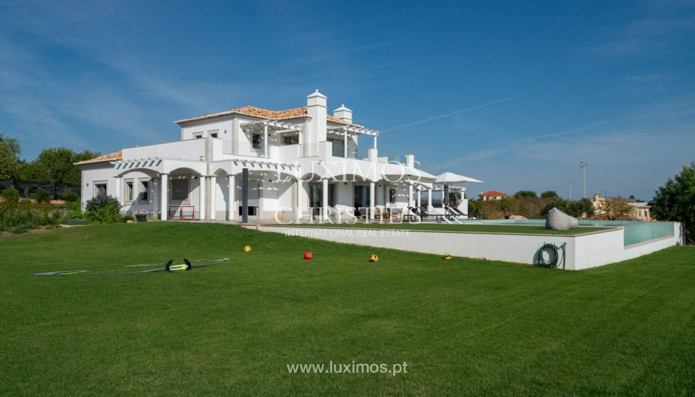 Luxueuse villa neuve de 4 chambres, à vendre, Olhão, Algarve_152796