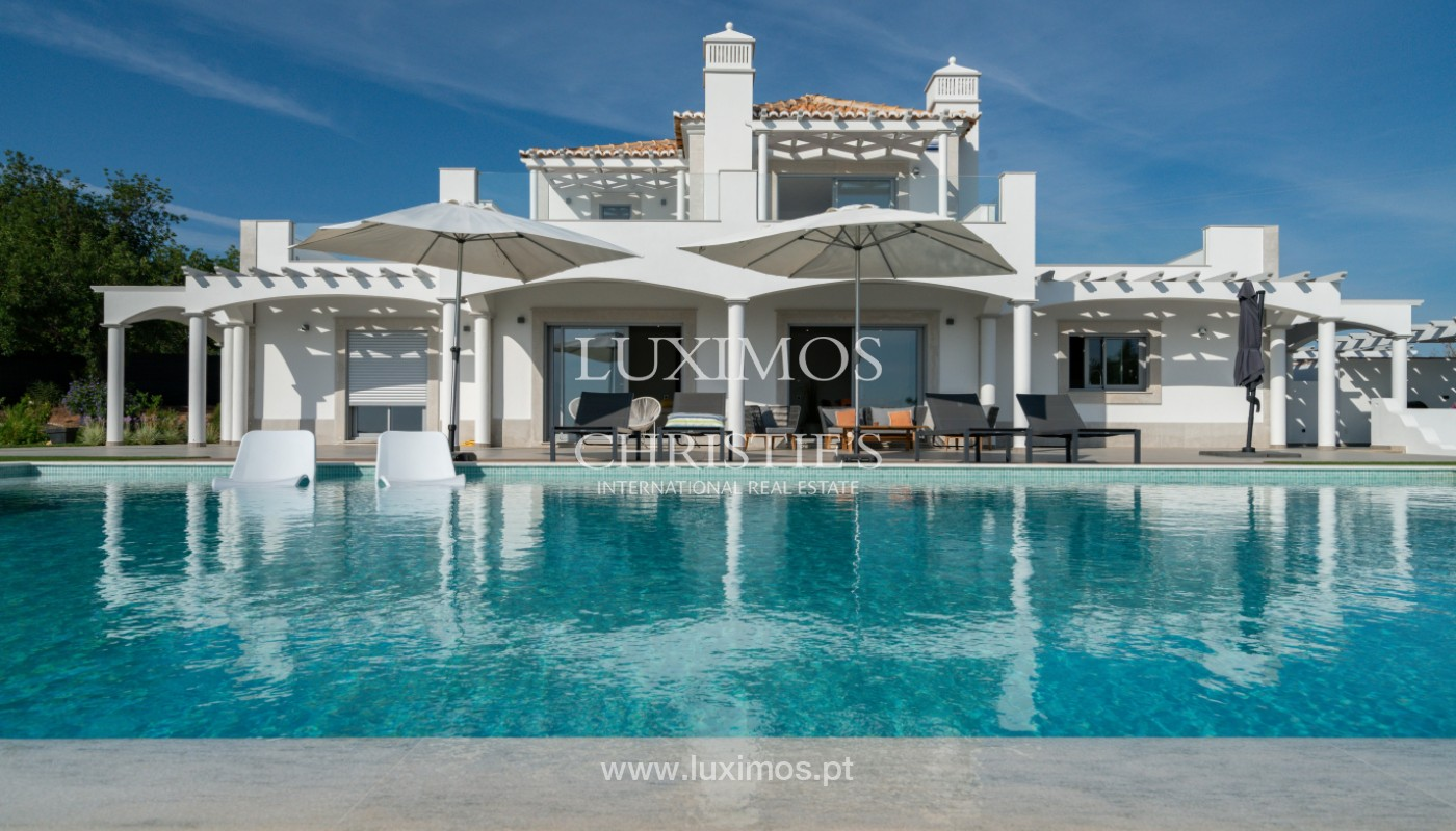 Luxueuse villa neuve de 4 chambres, à vendre, Olhão, Algarve_152799