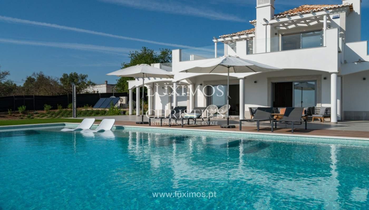 Luxueuse villa neuve de 4 chambres, à vendre, Olhão, Algarve_152800