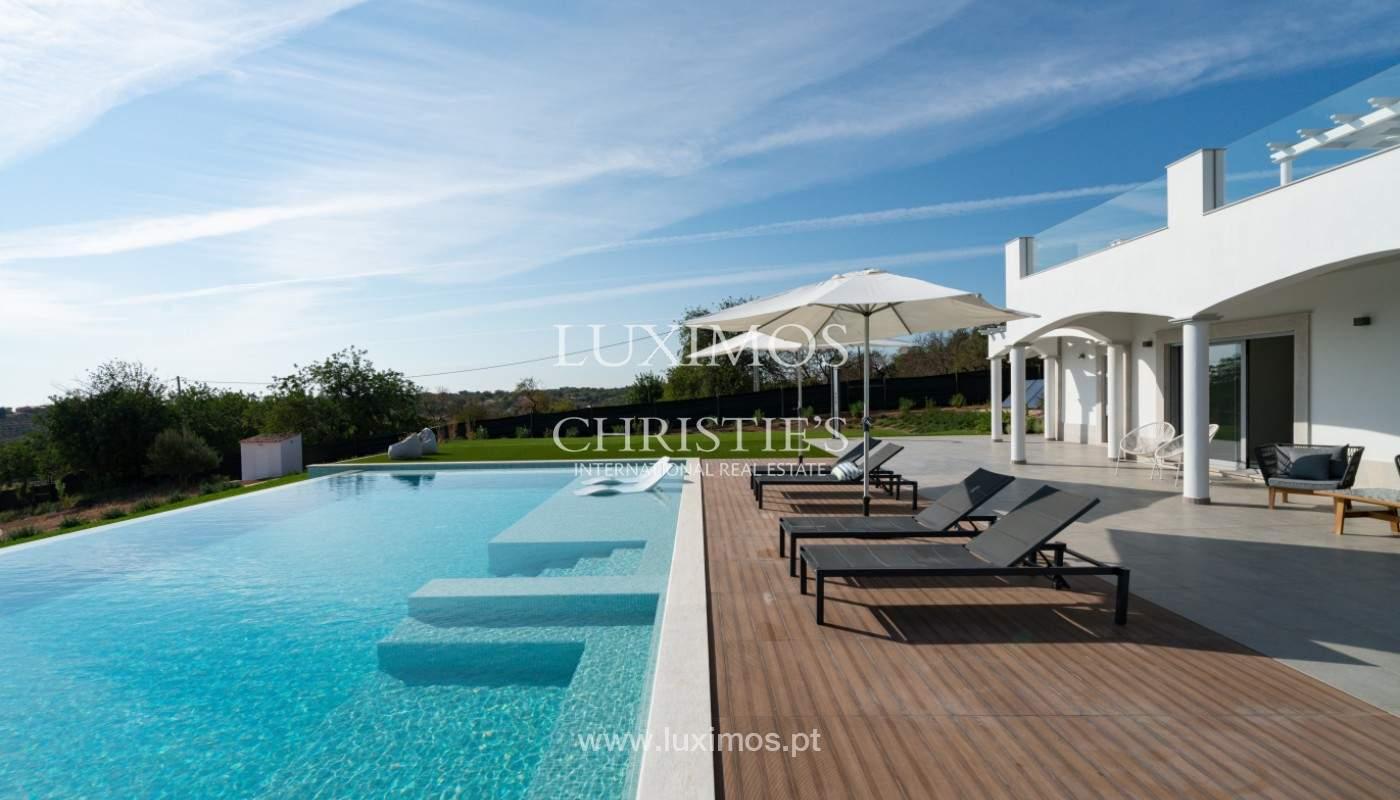 Luxueuse villa neuve de 4 chambres, à vendre, Olhão, Algarve_152801