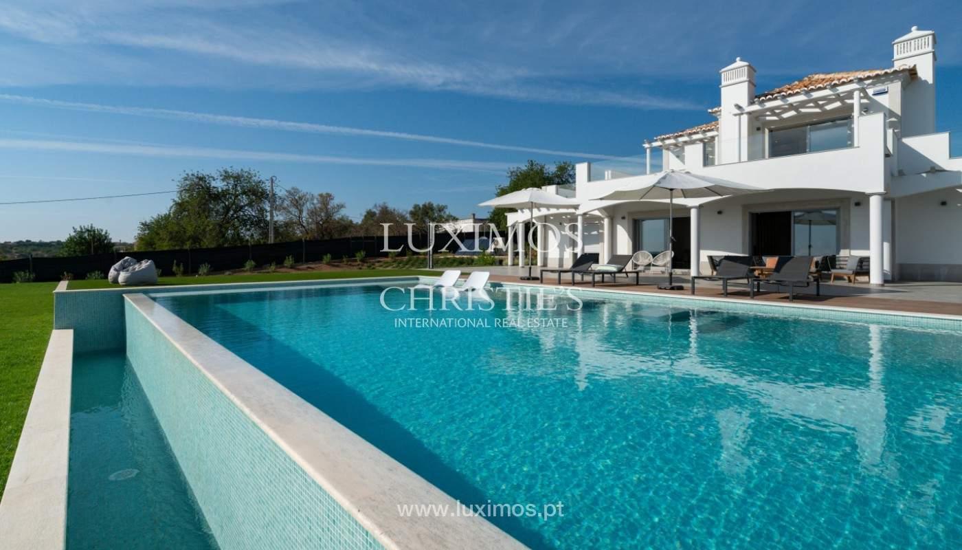Luxueuse villa neuve de 4 chambres, à vendre, Olhão, Algarve_152802