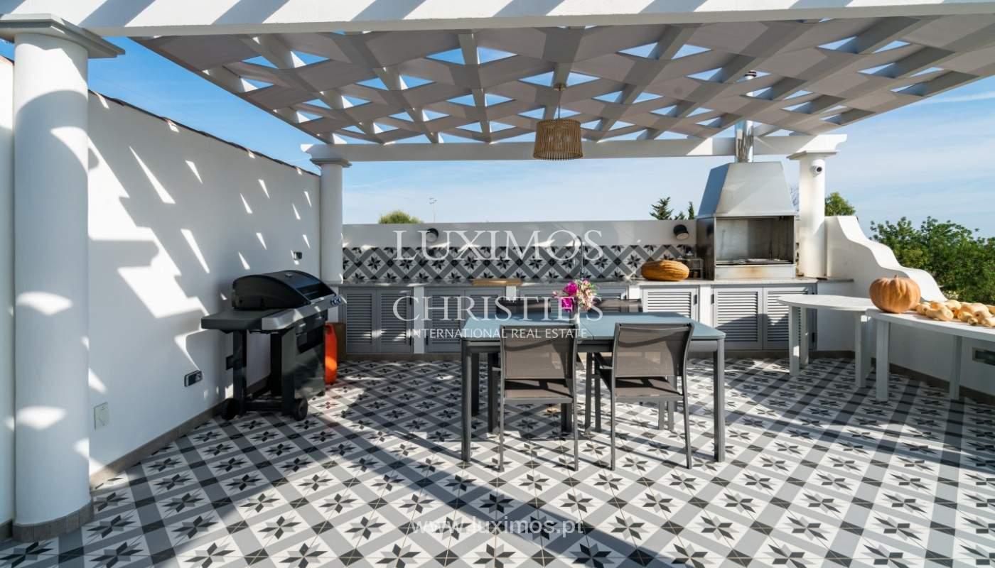 Luxueuse villa neuve de 4 chambres, à vendre, Olhão, Algarve_152803