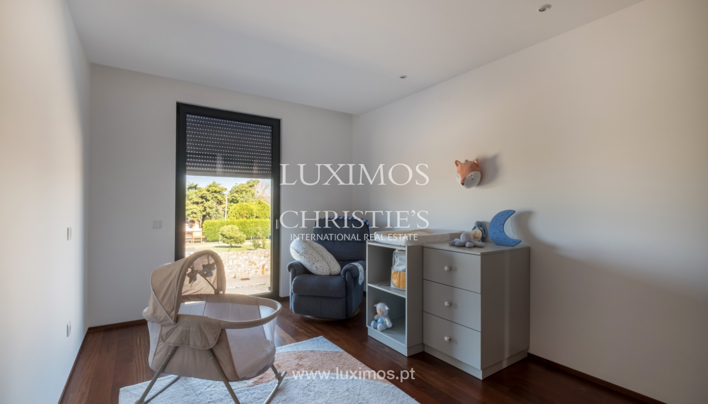 Casa con jardín, en venta, en Lavra, Porto, Portugal_152895