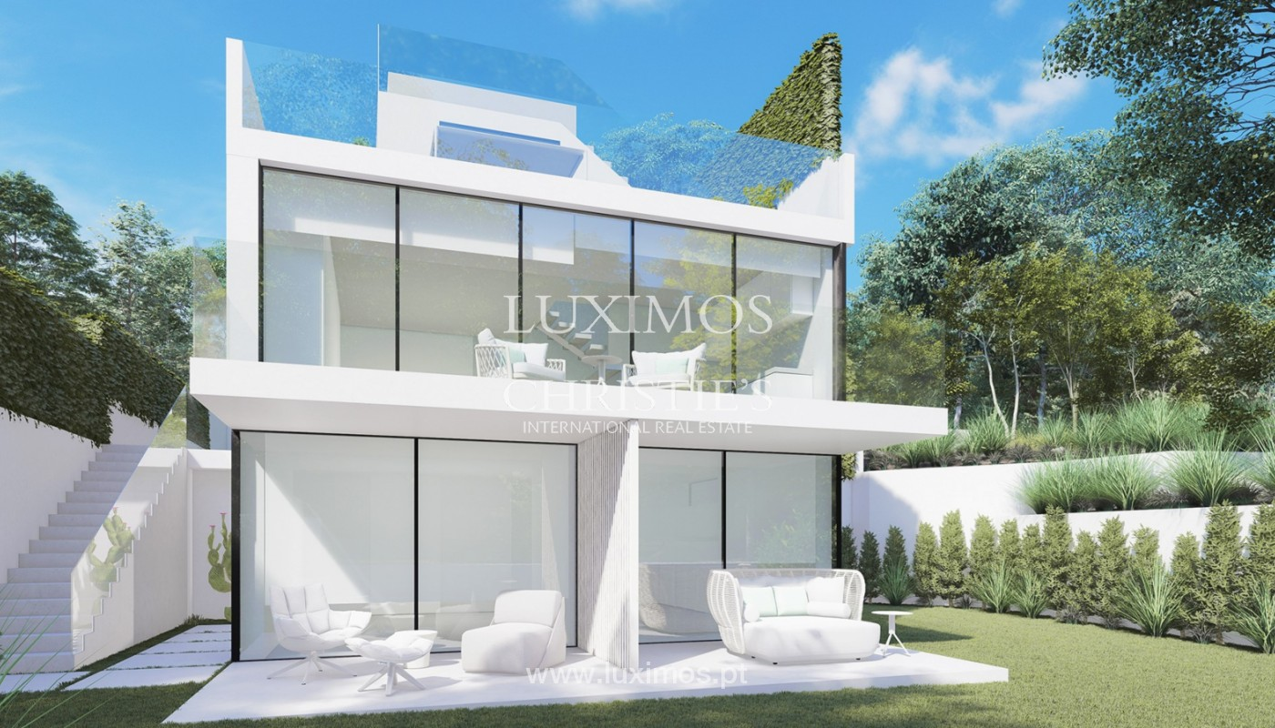 Contemporary 3 bedroom villa, with sea view, Vale do Lobo, Algarve_152919