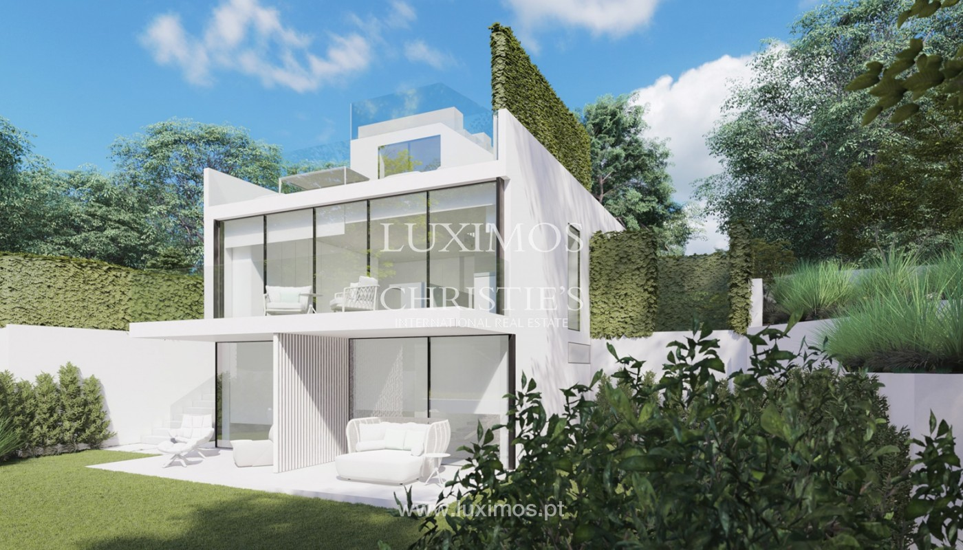 Contemporary 3 bedroom villa, with sea view, Vale do Lobo, Algarve_152920
