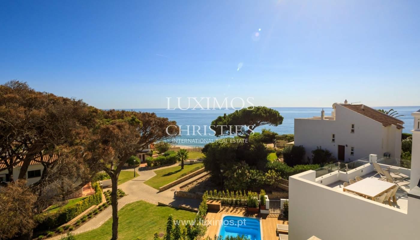 Villa contemporánea de 3 dormitorios, con vista al mar, Vale do Lobo, Algarve_152924