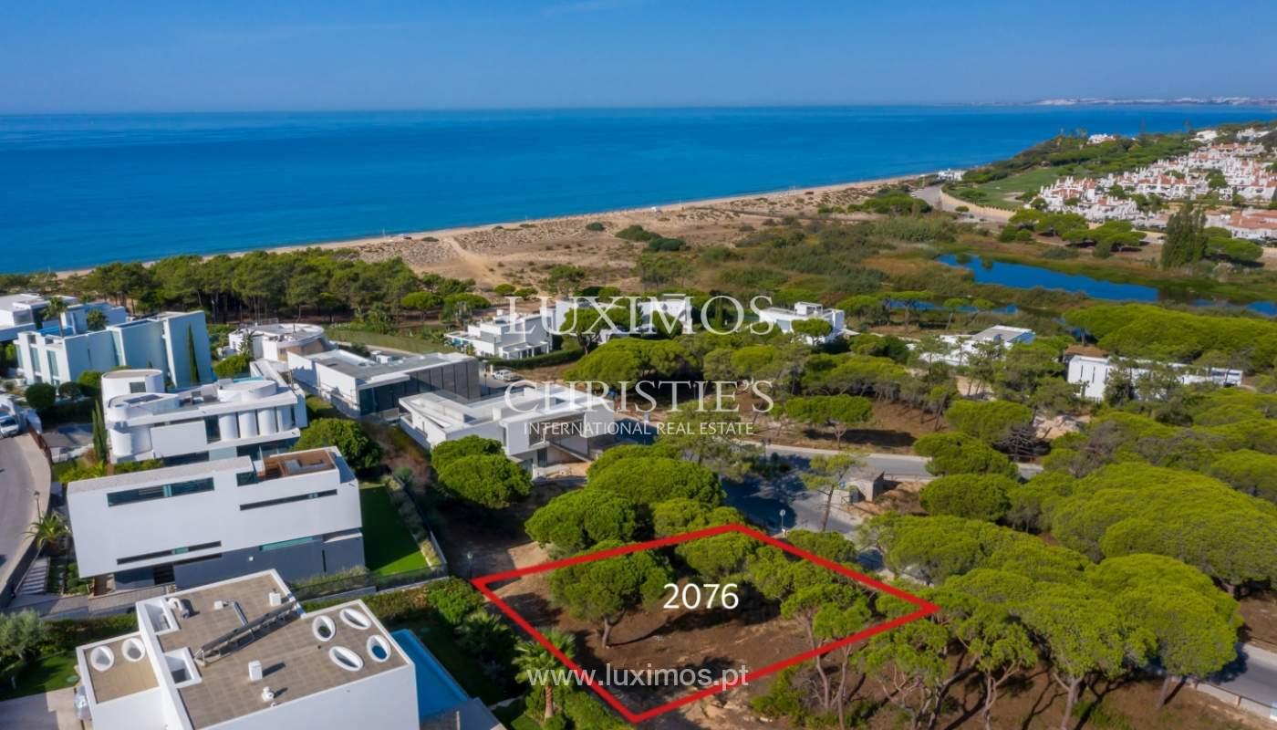 Plot of land near the beach, for construction, Vale do Lobo, Algarve_152925