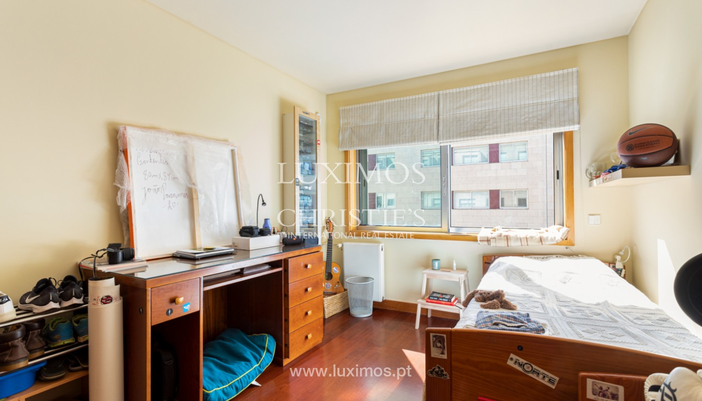 Duplex apartment with balcony, for sale, in Matosinhos Sul, Portugal_152956