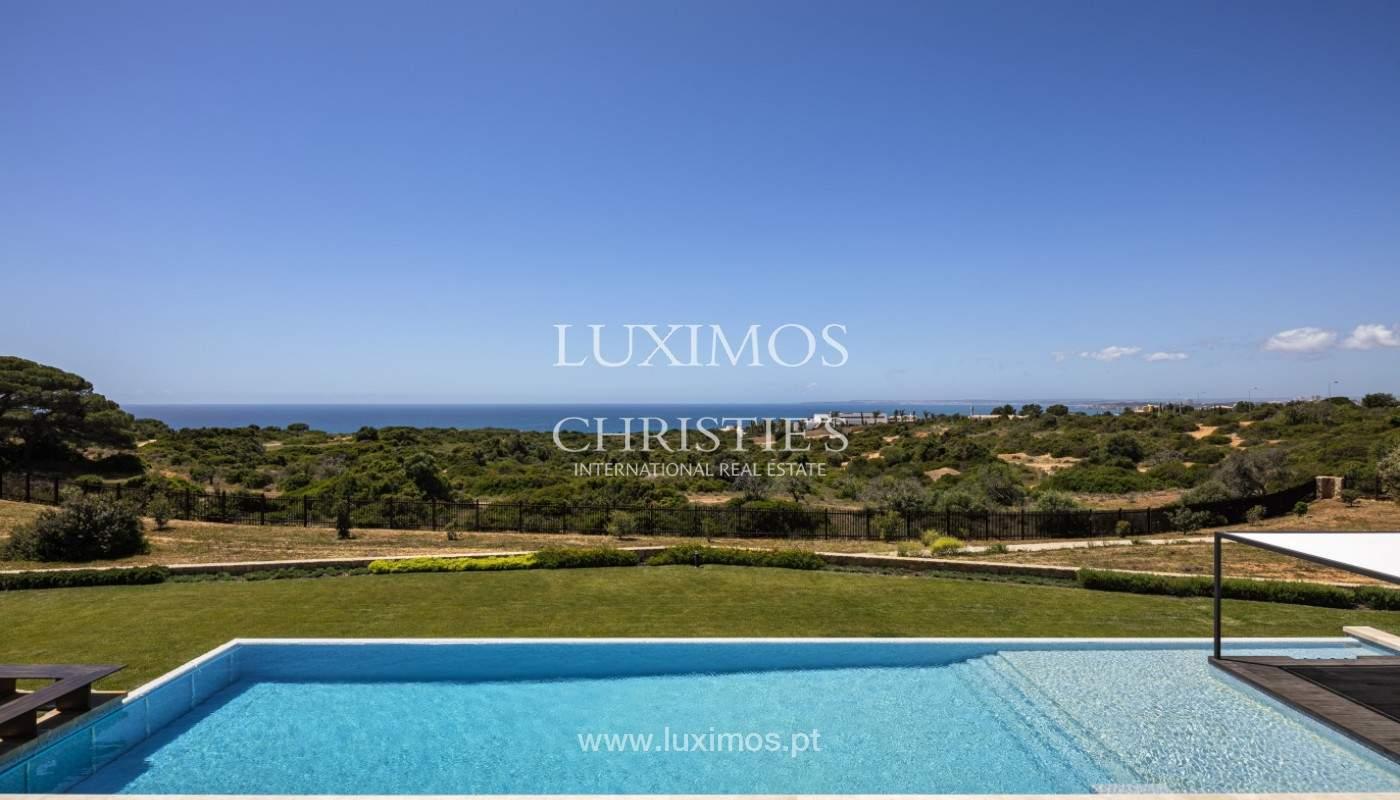 Villa moderne et luxueuse V7, avec piscines, vue sur la mer, Lagoa, Algarve_153363