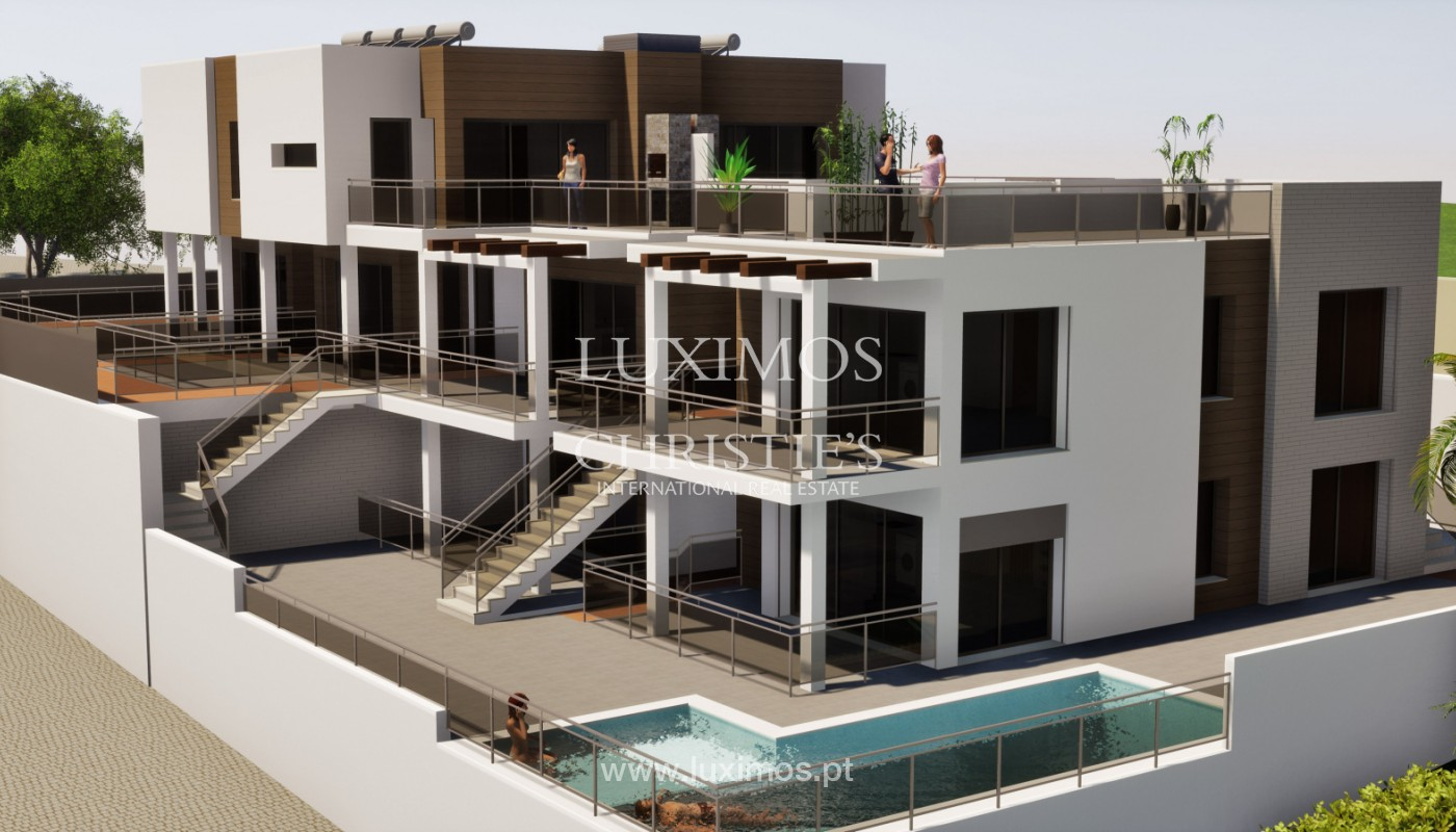 Moderno apartamento de 2 dormitorios, con vista al mar, Albufeira, Algarve_153430