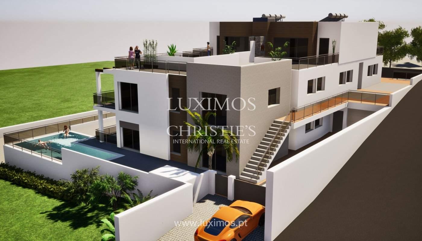 Moderno apartamento de 2 dormitorios, con vista al mar, Albufeira, Algarve_153432