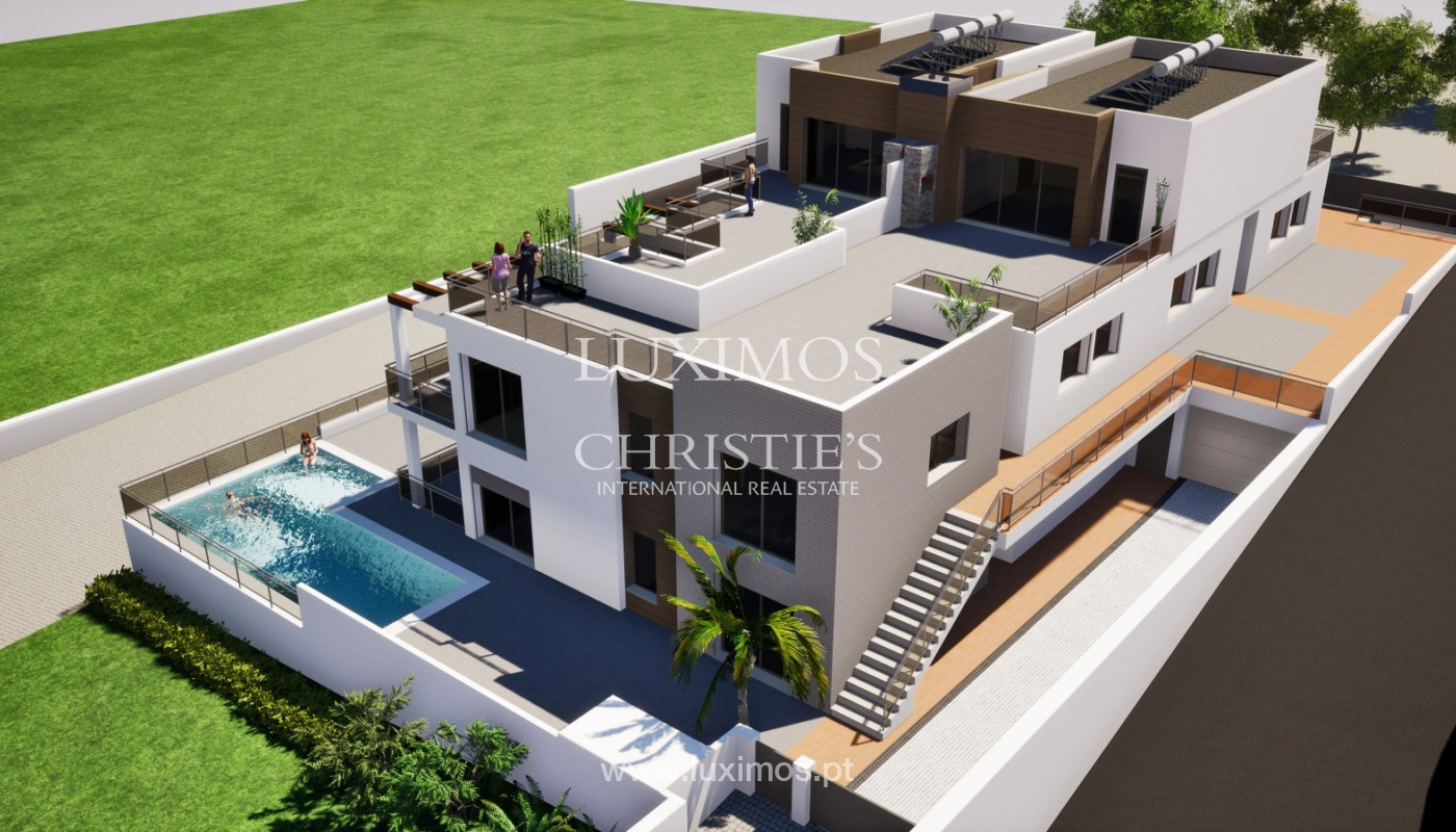 Moderno apartamento de 2 dormitorios, con vista al mar, Albufeira, Algarve_153433