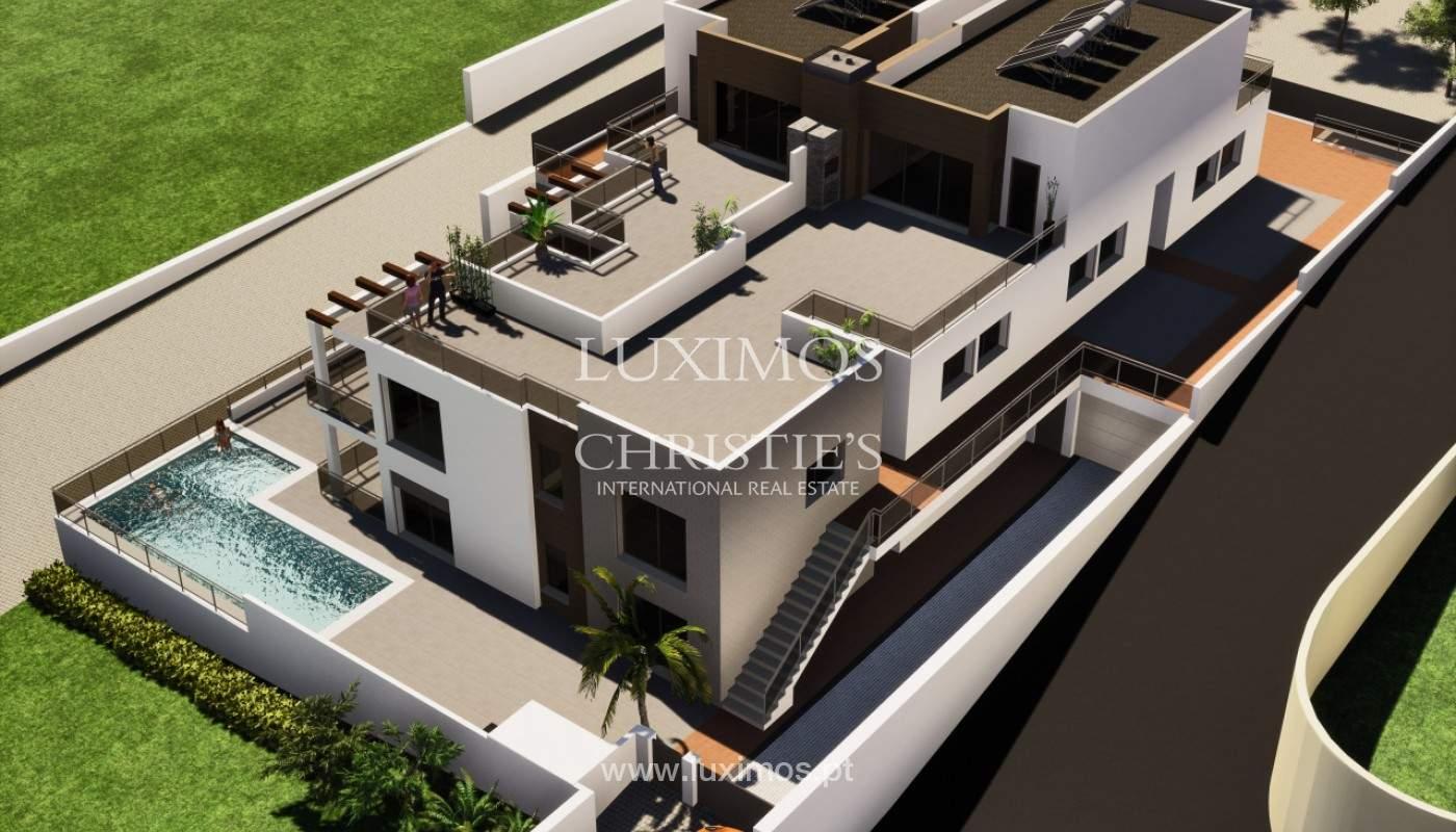 Moderno apartamento de 2 dormitorios, con vista al mar, Albufeira, Algarve_153434