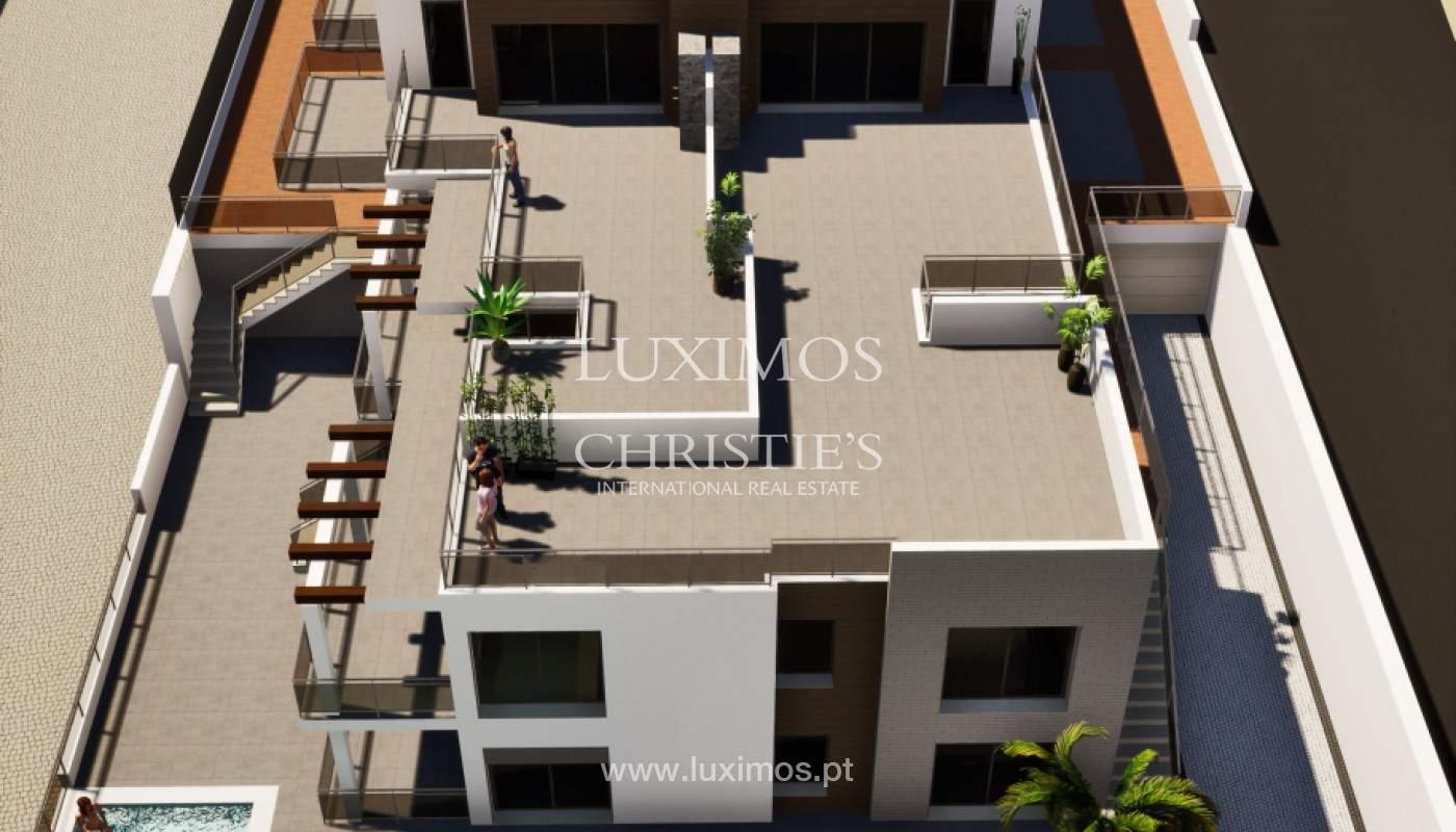 Moderno apartamento de 2 dormitorios, con vista al mar, Albufeira, Algarve_153435