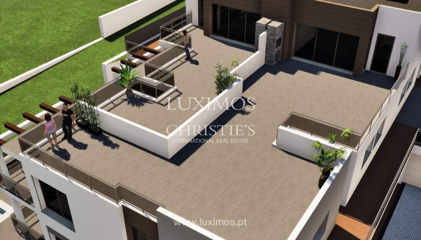 Moderno apartamento de 2 dormitorios, con vista al mar, Albufeira, Algarve_153439