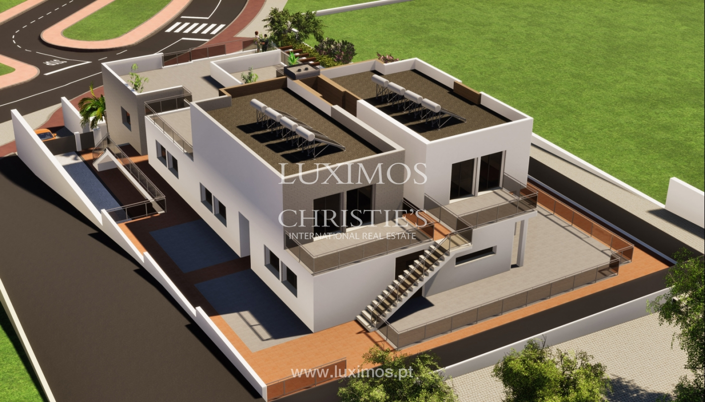 Appartement moderne de 2 chambres, avec vue sur la mer, Albufeira, Algarve_153464
