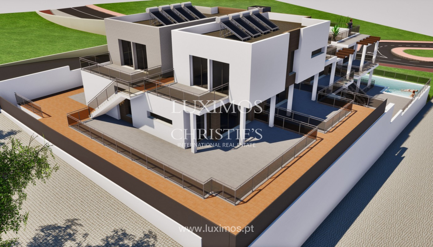 Modern 2 bedroom apartment, with sea view, Albufeira, Algarve_153486