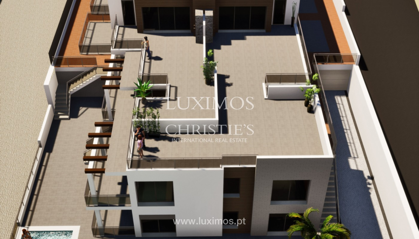 Modern 2 bedroom apartment, with sea view, Albufeira, Algarve_153502